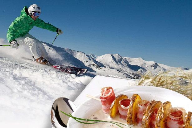 Top 10 ristoranti e rifugi sulle piste