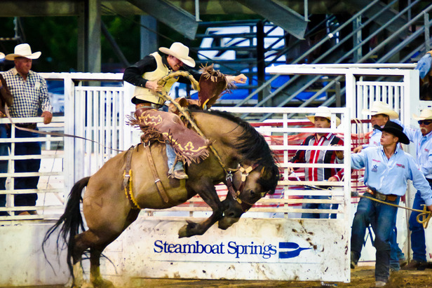 MG: Steamboat Rodeo Story