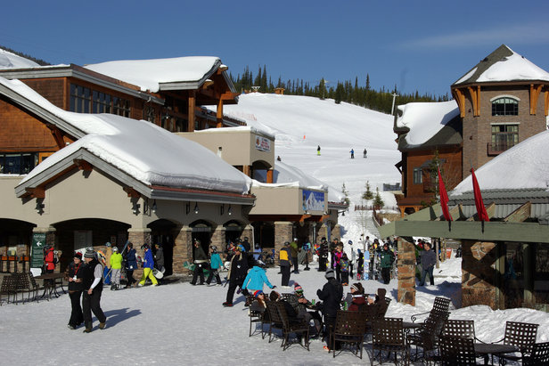 Big Sky Mountain Village - ©Big Sky Resort, Public Relations