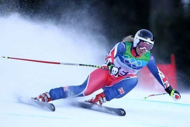 Downhill racer Chemmy Alcott - ©www.ski-i.com