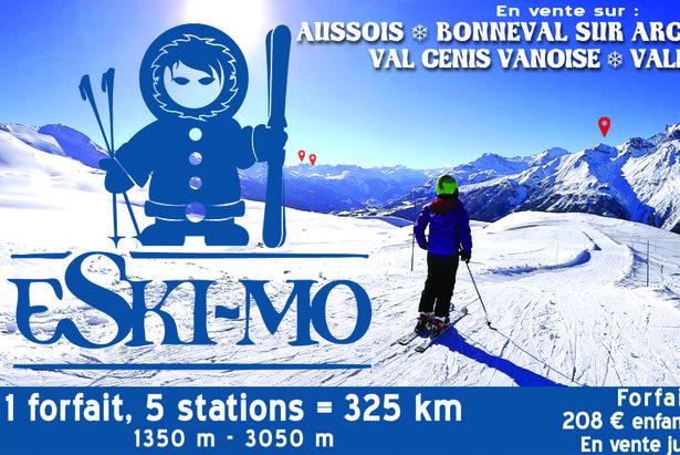 Eski-Mo ski resorts - ©O.T. La Norma