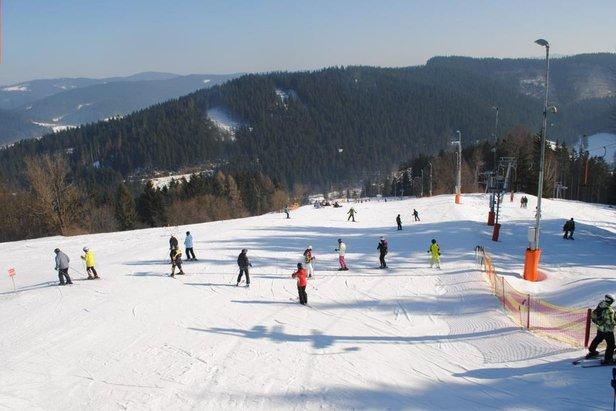 Skiareál Kyčerka