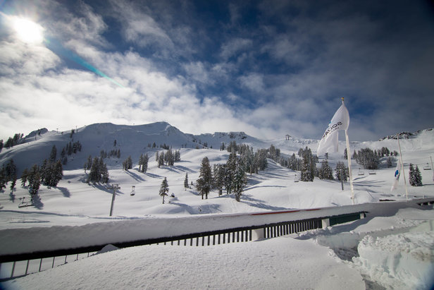 Squaw Valley - ©Squaw Valley