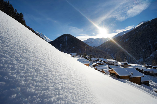 Monstein, Davos (SUI)