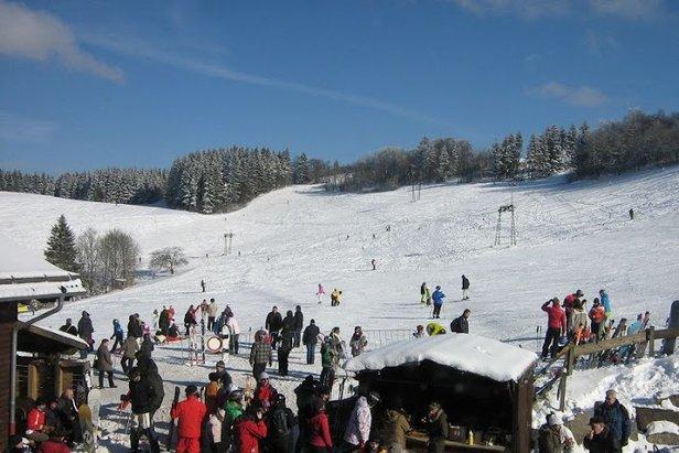 Skigebiet Wilde Wiese