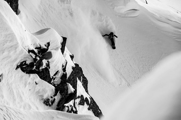 Chamonix hosts the Swatch Freeride World Tour each year - ©www.freerideworldtour.com