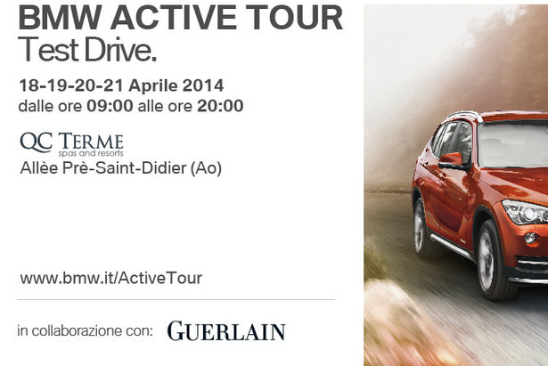 BMW Active Tour