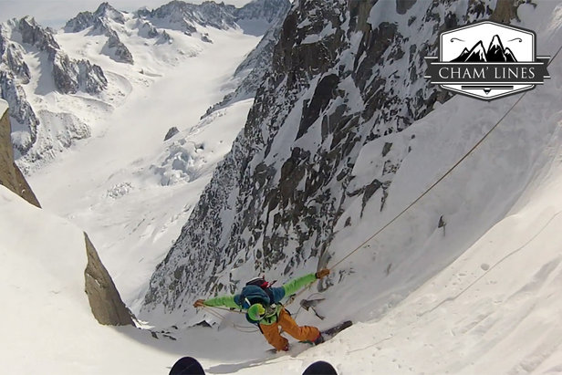 CHAM'LINES Episode 7 : Couloir Chevalier