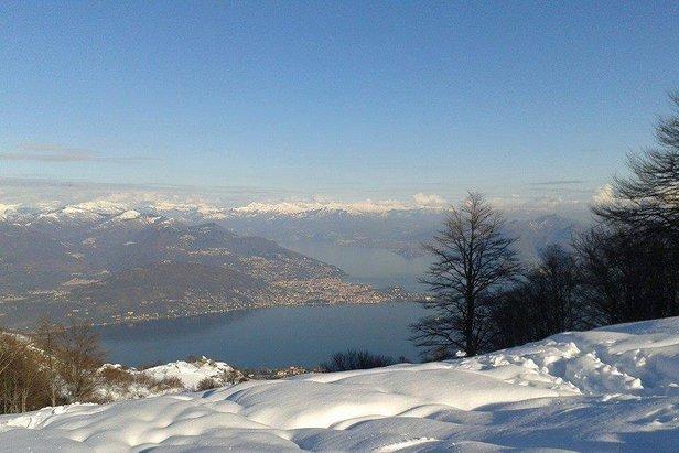 Mottarone - Panorama - ©MottaroneSki