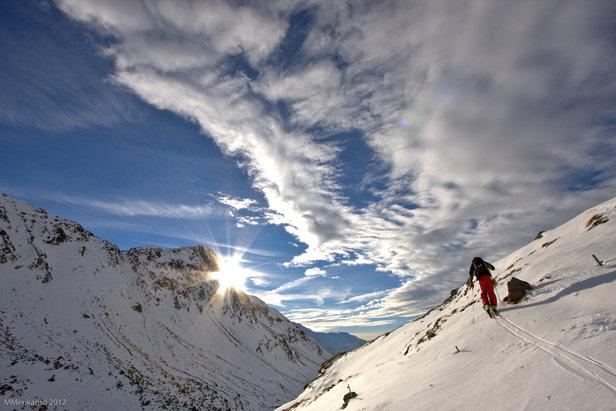 Skitour Pizzo Tambo (3279 m) - ©Mika Merikanto
