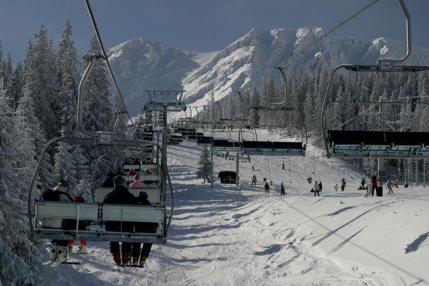 Roháče Spálená, West High Tatras