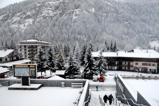 Monterosa Ski, 16 dic 2014
