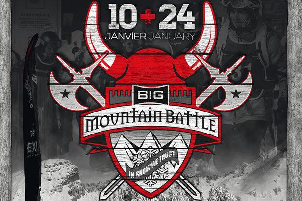 Big Mountain Battle des Gets
