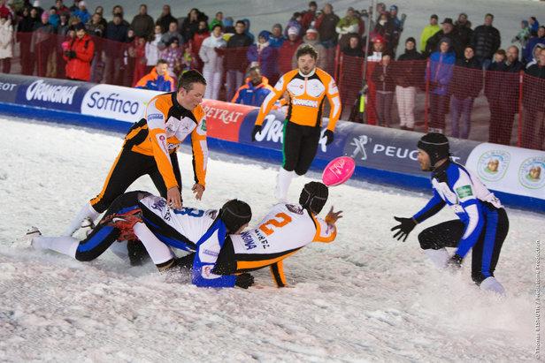 Le Tournoi des 6 stations : un concept ski-rugby inédit... - ©T.Bismuth-Mediatome