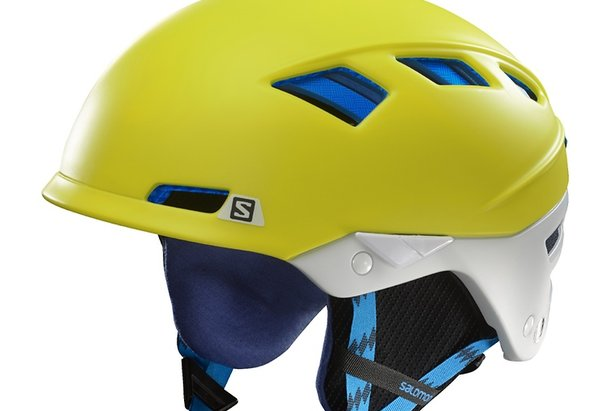 Salomon MTN Lab Helm - ©Salomon