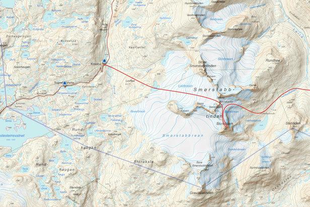 Dag 5 - Jotunheimen Haute Route