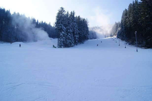 - ©FB Ski areál Kamenec