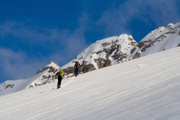 7 Sci Alpinismo in Val di Fassa - ©Val di Fassa - N. Miana