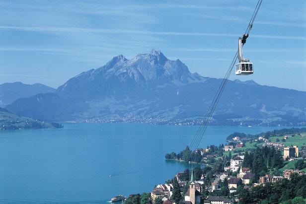 Lake Luzern (swiss-image.ch Brawand)