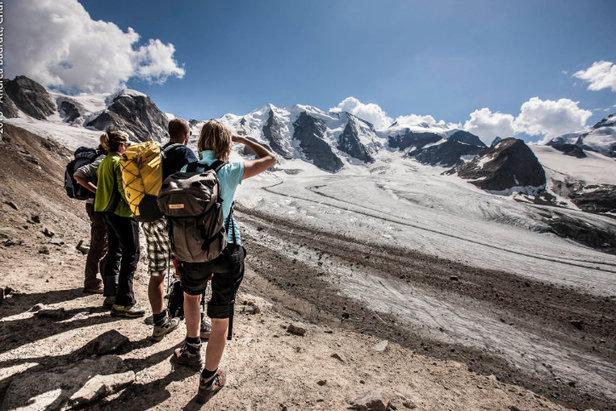 Wandern mit GPS - ©Andrea Badrutt, Chur