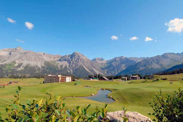 Golf Club Arosa