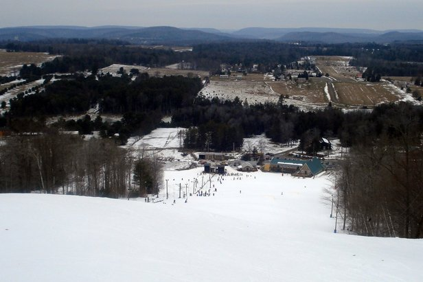 Ski Sawmill PA scenic