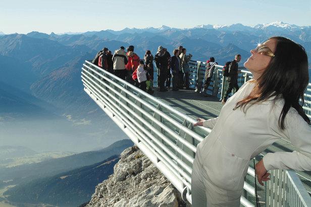 Dachstein Sky Walk - ©Dachstein