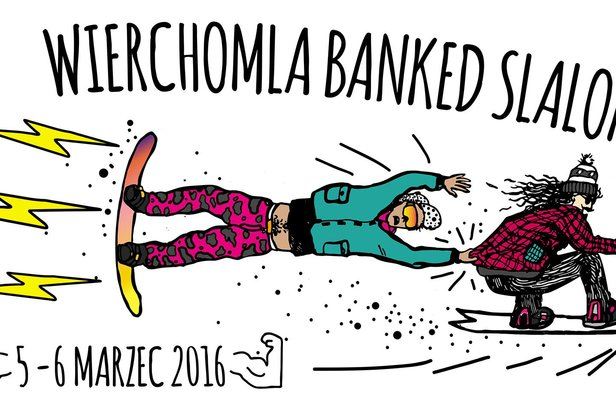 Wierchomla Banked Slalom 2016 - ©Dwie Doliny