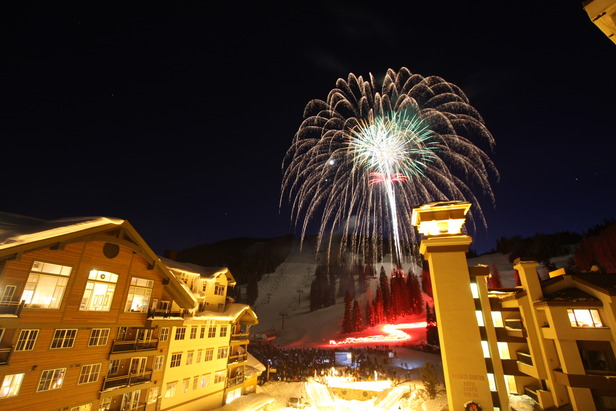 Durango CO New Years Fireworks