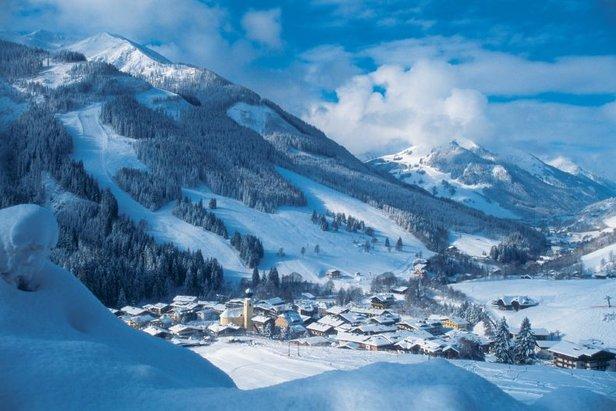 Saalbach Dorf