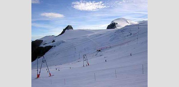 Skigebiet Zermatt - ©Christian Flühr