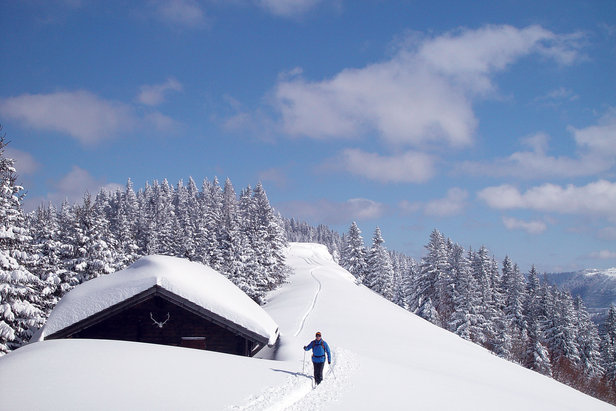 Pillerseetal AUT winterwandern