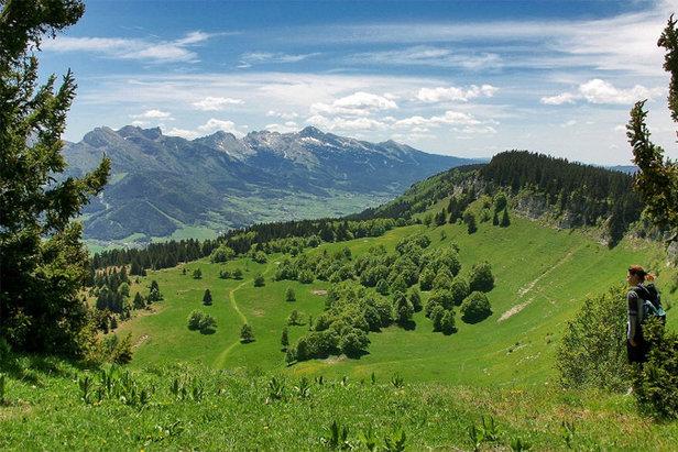 Le vercors en t aux sources de la nature skiinfo - Office de tourisme de correncon en vercors ...