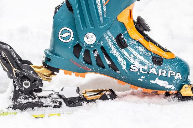Der Scarpa F1 im Skiinfo-Test - ©Skiinfo