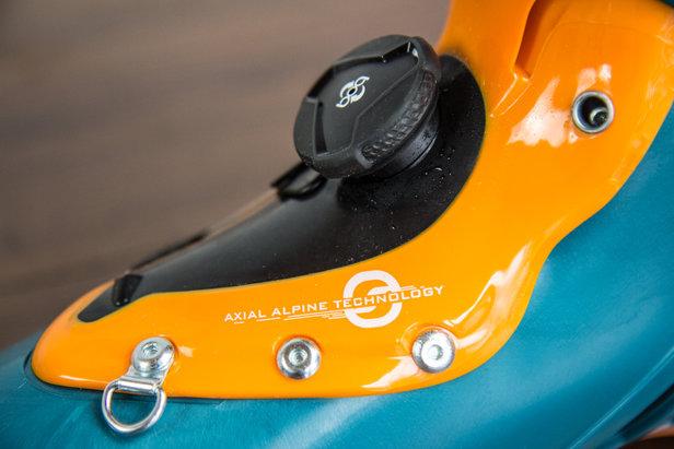 Scarpa F1 im Skiinfo-Test - ©Skiinfo