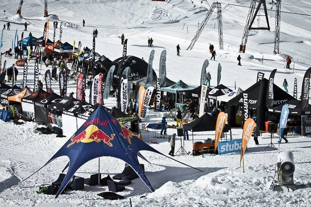 Stubai Premiere Snowpark Opening - ©Snow Park Opening and Testival