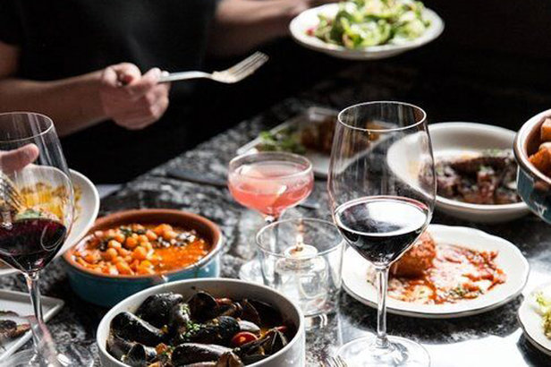Finca is Salt Lake's flagbearer for Spanish tapas, a.k.a. the ideal late night food. - ©Finca