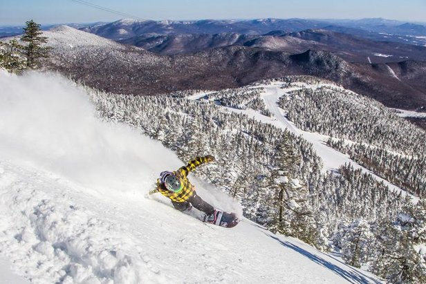 Snowiest Resort of the Week: 3.18-3.24 - ©Jay Peak