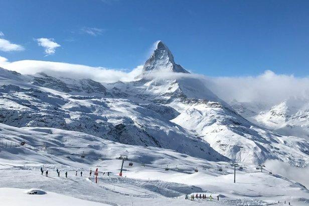 Meteo e Neve per il weekend del 18-19 Febbraio - ©Zermatt / facebook