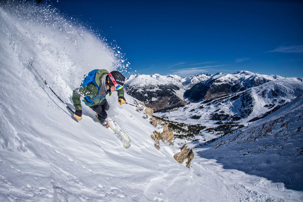 ski Andorre - ©Visitandorra