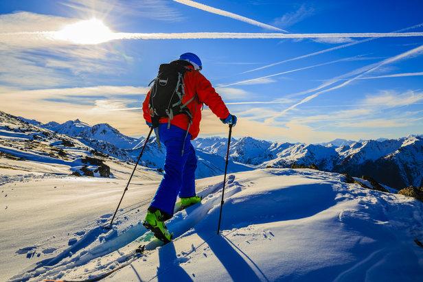 ski de randonnée - ©Gorilla - Fotolia.com