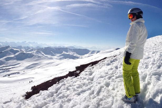Das Bergpanorama bietet immer wieder eine wunderschöne Aussicht. Es entschädigt für die Schwierigkeiten, die der Einstieg in den Sport manchmal bietet. Das wichtigste: Dranbleiben! - ©Fotolia.de ©mma23 (#62595359)