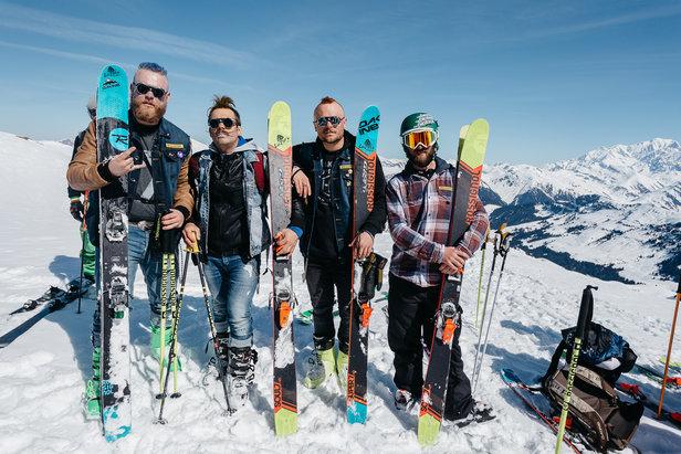 SOUL 7 DAY : Ski, peuf & ROck'N'Roll à Arêches Beaufort - ©MOREL