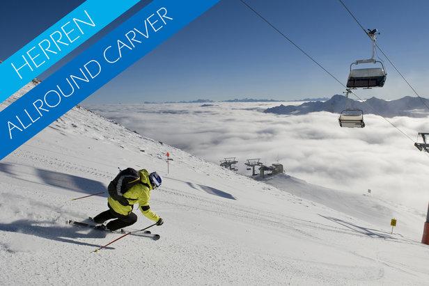 Allround-Ski / Pistenski Test 2017/2018 - ©NikonSteff_Fotolia.com | Skiinfo