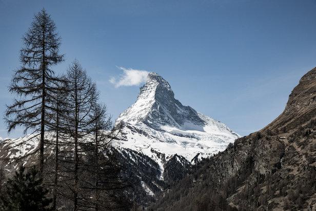 Das Matterhorn - ©Skiinfo