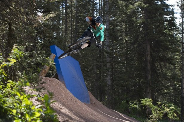 Purgatory Resort Now Offers Mountain Bike & Scenic Chairlift Rides - ©Kim Oyler, director of communications at Purgatory Resort