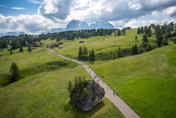 Dolomiti Super Summer: l'estate nelle Dolomiti inizia dal 1° Giugno - ©www.dolomitisupersummer.com
