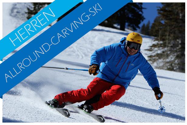 Allround ski pistenski test