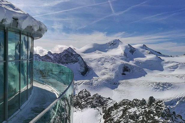 Začína sa lyžiarska sezóna na ľadovcoch Pitztal a Stubai - ©Pitztaler Gletscherbahn