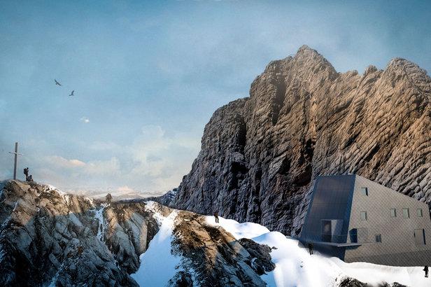 So soll die neue Seethalerhütte aussehen  - ©Alpenverein